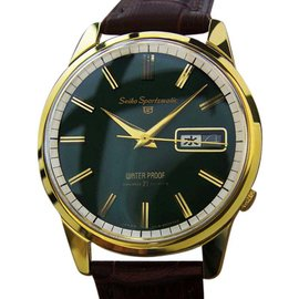 Seiko Sportsmatic 5 Automatic Japanese Mens 1960s Watch