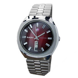 Rado Companion Swiss Made Automatic Stainless Steel Mens Vintage c1970 Watch