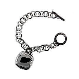 Pianegonda Sterling Silver 925 Smokey Quartz Bracelet