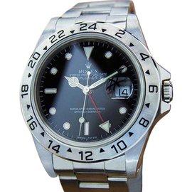 Rolex Explorer II GMT 16570 Stainless Steel 47mm Watch