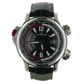 Jaeger LeCoultre Master Compressor Extreme World Alarm Q1778470 Mens Watch