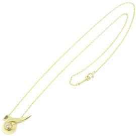 Tiffany & Co. 18K Yellow Gold Diamond Necklace