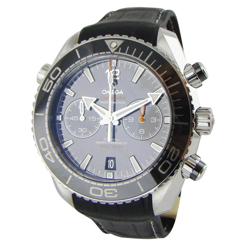 "Image of ""Omega Seamaster Stainless Steel 45.5mm Mens Watch"""