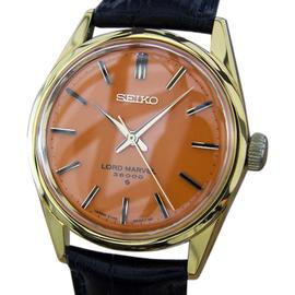 Seiko Lord Marvel 36000 Stainless Steel Day Date Vintage 35mm Mens Watch Year 1970