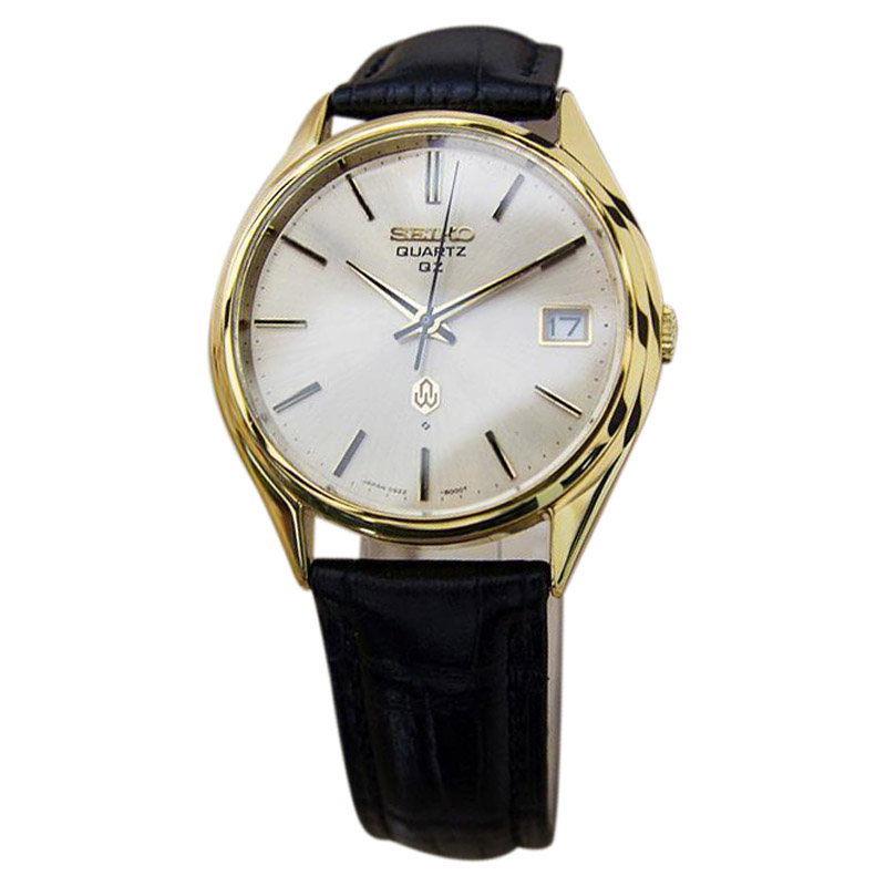 "Image of ""Seiko 0922 8000 Stainless Steel Quartz 36mm Mens Watch Year 1970"""