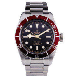 Tudor Heritage Black Bay 79220R Stainless Steel Automatic 41mm Watch