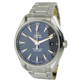 Omega Seamaster Aqua Terra Master Stainless Steel 41.5mm Mens Watch
