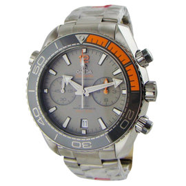 Omega Seamaster Planet Ocean 215.90.46.51.99.001 Titanium Chronograph 45.5mm Watch