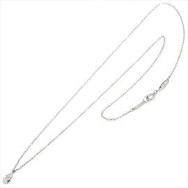Tiffany & Co. Platinum and 0.18ct Diamond Necklace