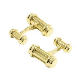 Tiffany & Co. 18K Yellow Gold Cufflinks