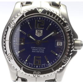 Tag Heuer Professional WT5212 Stainless Steel 36mm Mens Watch