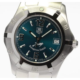 Tag Heuer Rangiroa WN111A BA0332 Stainless Steel 38mm Mens Watch