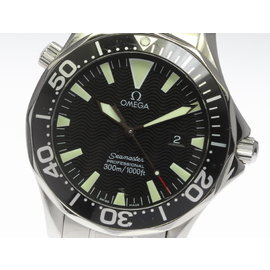 Omega Seamaster 2264.50 Stainless Steel with Black Dial 41mm Mens Watch