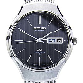 Seiko LM Lord Matic Stainless Steel 36mm Mens Watch 1970