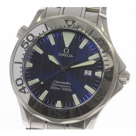 Omega Seamaster Professional 300 2265.80 Stainless Steel Quartz 41mm Mens Watch
