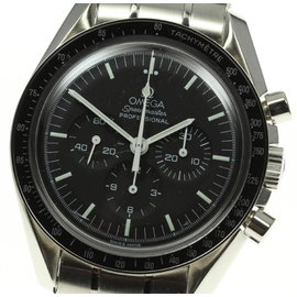 Omega Speedmaster Professional 3570.50 Stainless Steel Hand-Winding 42mm Mens Watch