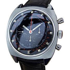 Tissot Seastar T12 Stainless Steel Vintage 42mm Mens Watch