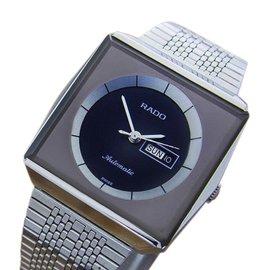 Rado Diastar Stainless Steel Automatic 33mm Men's Watch 1970s