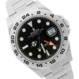 Rolex Explorer II 216570 Stainless Steel 42mm Mens Watch