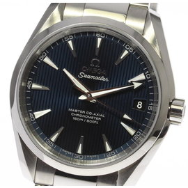 Omega Seamaster 23110392103002 Stainless Steel Automatic 38mm Mens Watch