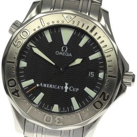 Omega Seamaster 2533.50 Stainless Steel 41mm Mens Watch