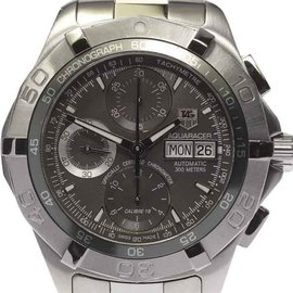 Tag Heuer Aquaracer CAF5011 Stainless Steel 45mm Mens Watch