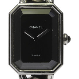Chanel Premiere Stainless Steel Vintage 20mm Womens Watch