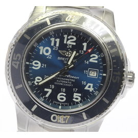 Breitling Superocean II A17392D8/C910 Stainless Steel Automatic 44mm Men's Watch