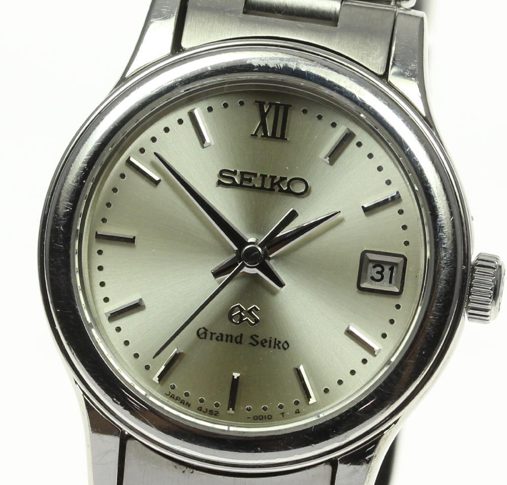 "Image of ""Seiko 4J52-0010 Stainless Steel 25mm Womens Watch"""