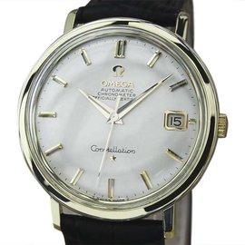 Omega Constellation Gold Capped 36mm Mens Watch 1960s