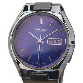 Seiko DX Stainless Steel Automatic 39mm Mens Watch 1970