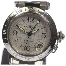 Cartier Pasha C W31029M7 Stainless Steel Automatic 35mm Unisex Watch