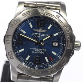Breitling Colt A74387 Stainless Steel 44mm Mens Watch