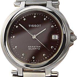 Tissot Seastar Stainless Steel Quartz 32mm Unisex Watch
