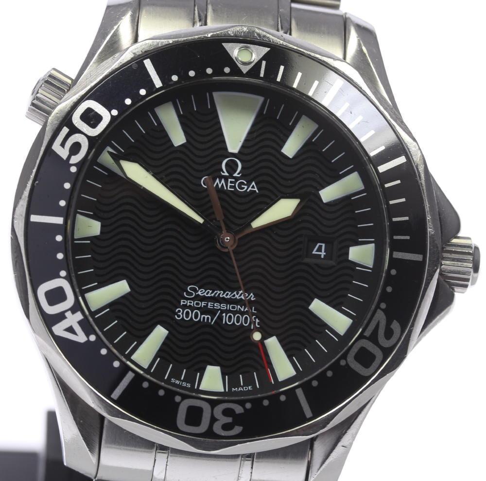 "Image of ""Omega Seamaster Professional 300 2264.50 Stainless Steel Quartz 41mm"""