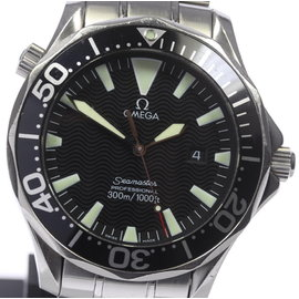 Omega Seamaster Professional 300 2264.50 Stainless Steel Quartz 41mm Mens Watch