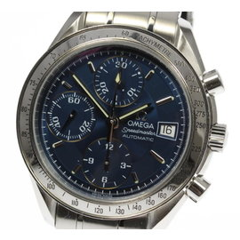 Omega Speedmaster 3513.80 Stainless Steel Automatic 39mm Mens Watch