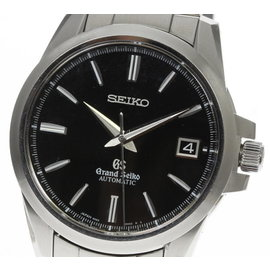 Seiko Stainless Steel Mens Watch Dial Size 16.5 Cm