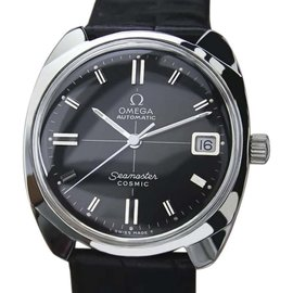 Omega Seamaster Cosmic Stainless Steel Automatic 33mm Mens Watch 1970s