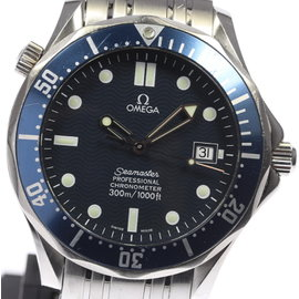 Omega Seamaster Professional 300 2531.80 Stainless Steel Automatic 41mm Mens Watch