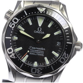 Omega Seamaster Professional 300 2252.50 Stainless Steel 36mm Mens Watch