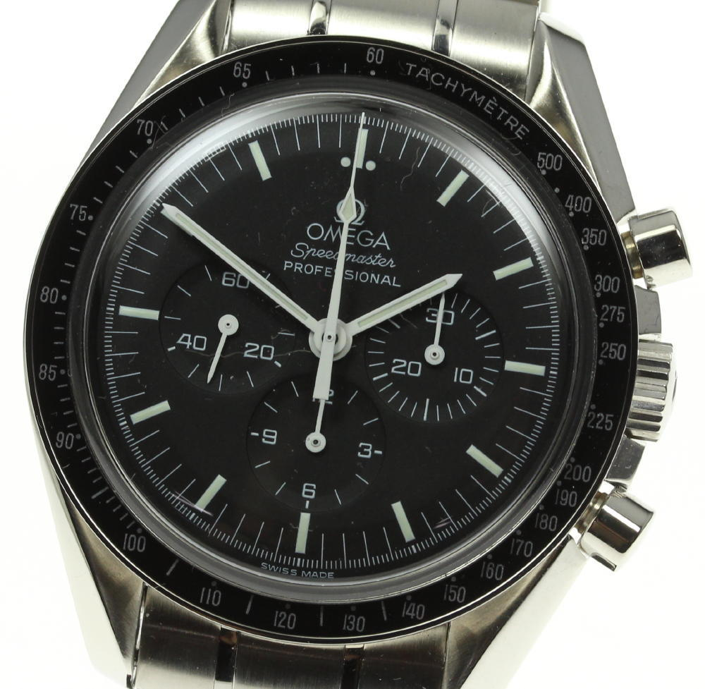 """Image of """"Omega Speedmaster 3570.50 Stainless Steel Hand-Winding 42mm Mens Watch"""""""