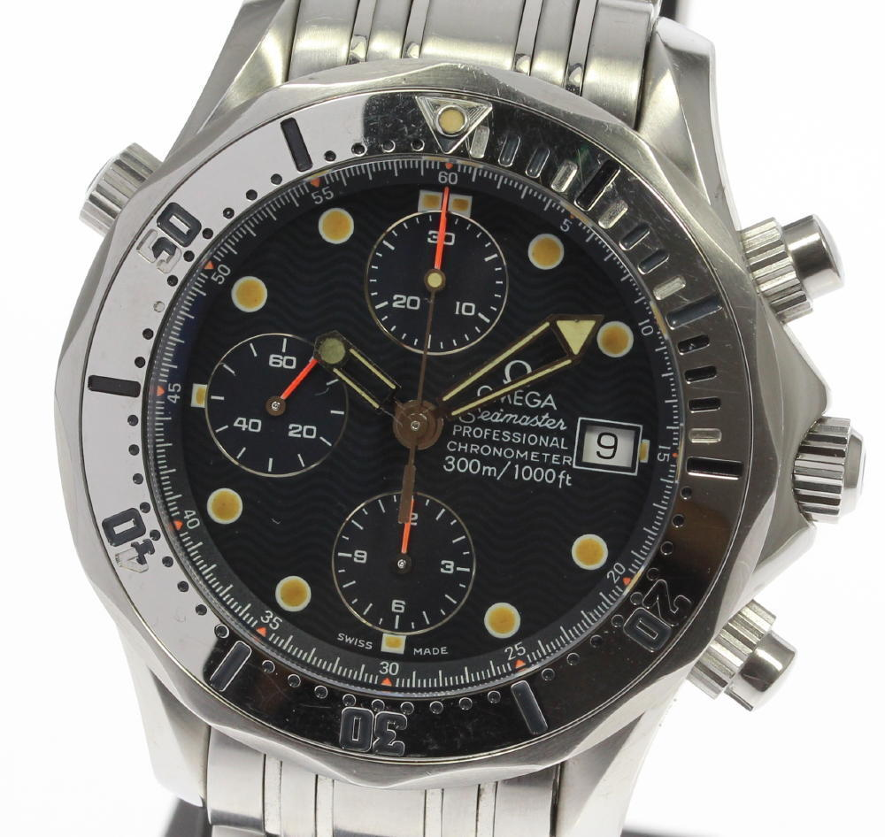 """Image of """"Omega Seamaster 2598.80 Stainless Steel Automatic 41mm Mens Watch"""""""