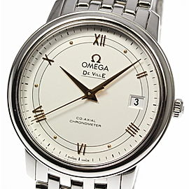 Omega Deville 42410372002002 Stainless Steel Automatic 37mm Men's Watch