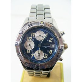 Breitling Chronomat A13035 Stainless Steel 42mm Mens Watch