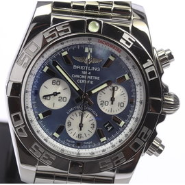 Breitling Chronomat AB0110 Stainless Steel Automatic 44mm Mens Watch