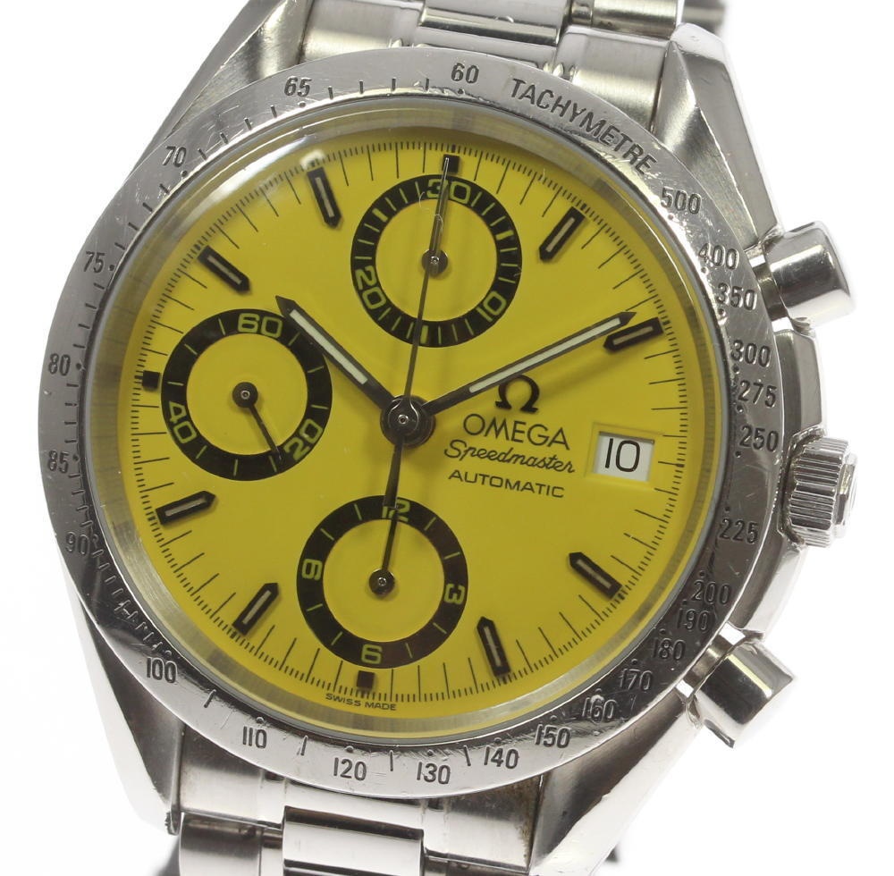 "Image of ""Omega Speedmaster 3511.12 Stainless Steel Automatic 39mm Mens Watch"""