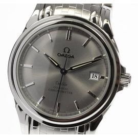 Omega Deville Co-Axial 4531.40 Stainless Steel Automatic 38mm Mens Watch