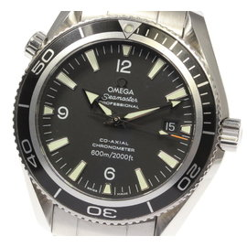 Omega Seamaster Planet Ocean 2201.50 Stainless Steel Automatic 41mm Mens Watch