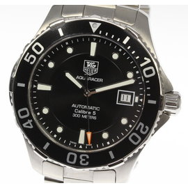 Tag Heuer Aquaracer WAN2110.BA0822 Stainless Steel Automatic 41mm Mens Watch